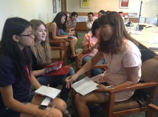 NBTB kicks off with a BBQ, a visit to Vietnamese journalists, and treasures ofsound
