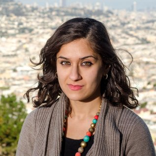 NBTB 2015's keynote speaker: Sahar Habib Ghazi of Global Voices