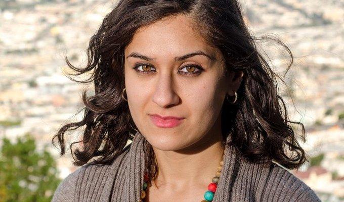 NBTB 2015's keynote speaker: Sahar Habib Ghazi of GlobalVoices