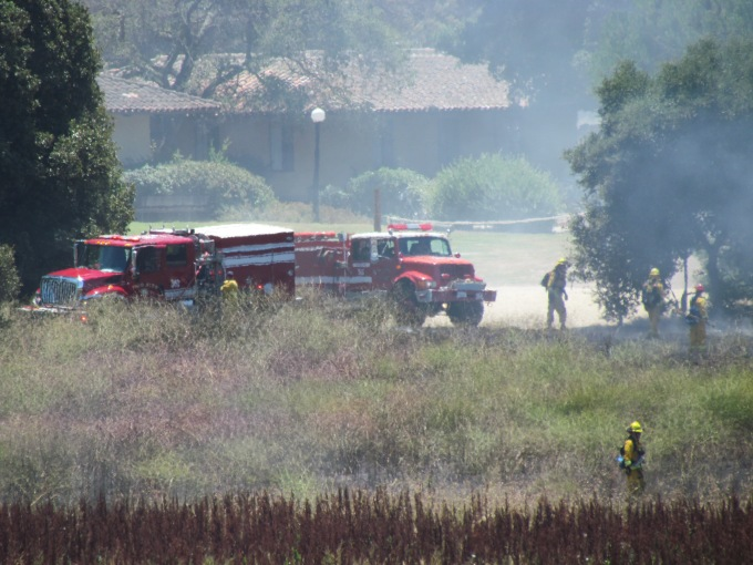 Lagunitas Fire Sparks YoungJournalists