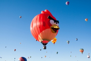 Photo: Angry Birds hot balloon in the air by Garrett Heath/Creative Commons 2.0 at http://bit.ly/1OVgjoc