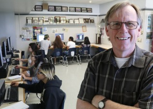 "Meet the teacher: Don Bott, ""Ready, Set, Go"" writing and editing"