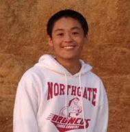 Zachary Mora, Northgate High School, Walnut Creek,California