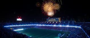For accepted students only: Catch the 'Quakes and stay Saturday with our Early ArrivalProgram