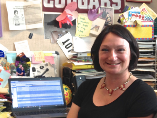 Meet the teacher: Sandra Coyer